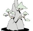 Stile su roccia (ishitsuki)